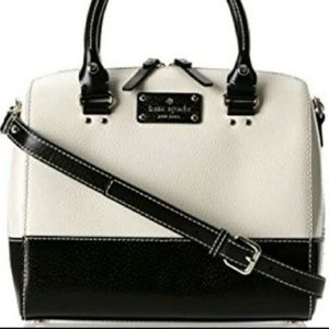 Kate Spade Alessa Wellesley/ Berkeley Lane Purse